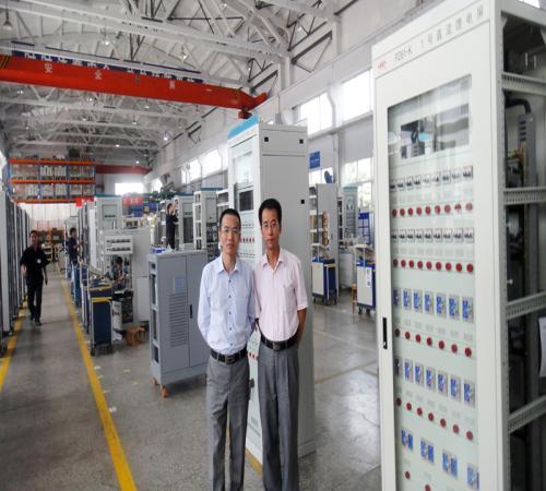 姜上泉/姜上泉:国家电网许继集团精益生产咨询